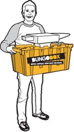 Moving Box Rentals | BUNGOBOX
