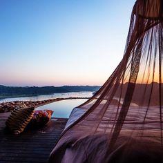 July Travel Hot Spot - Singita Pamushana Lodge, Zimbabwe