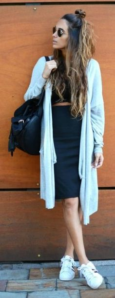 caridgan skirt
