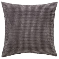 IKEA - GULLKLOCKA, Cushion cover, Chenille fabric feels ultra soft against your skin.The zipper makes the cover easy to remove.