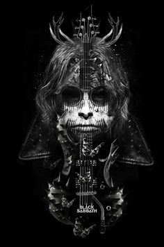 FANTASMAGORIK® BLACK SABBATH by obery nicolas, via Behance