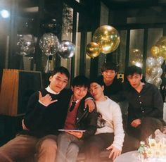 #OT5 #BIGBANG