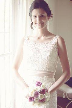 Nati by Las Demiero www.lasdemiero.com www.facebook.com/... #bodas #novias #lasdemiero #casamientos