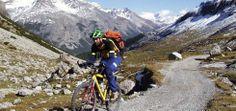 Dreiländertour Mountainbike   Österreich - Italien - Schweiz