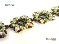 DiamonDuo Bead Patterns DiamonDuo Bracelet Tutorials