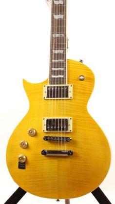 ESP-LTD-EC-256FM-Flamed-Maple-Lemon-Drop-Electric-Guitar-Left-Handed