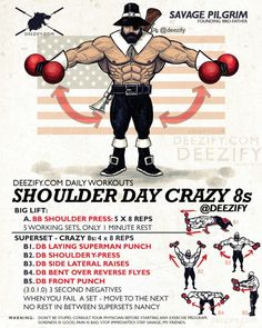 Shoulder Superset That Will Inflate Your Shoulders