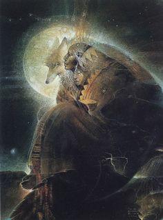 Schamanische Heilarbeit ermöglicht es uns, mit unserer inneren Kraft, Veränderung und Transformation für uns selbst und der Welt zu schaffen verbinden