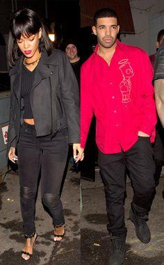 Rihanna history of dating