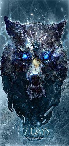 Wolf creature, Ertaç Altınöz