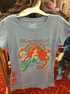 DisneyLifestylers – Daily Disney Finds: Target Little Mermaid tee