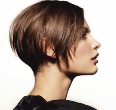 Jagged Cut viaIf you want a modern look for your hair, this short hairstyle will be a perfect choice. Description from m.votteniswilson.com. I searched for this on bing.com/images