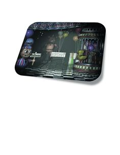 Nice FNAF Mouse Pad Five Nights at Freddy's #4