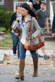 Elementary-Behind-the-scenes-filming-311012-2