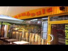 Bamboula Caribbean Restaurant London City of London - YouTube