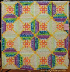log cabin quilt pattern - Google Search