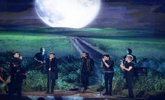 One Direction American Music Awards 2014 Night Changes Performance | Cambio