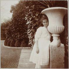 Maria - Aged 10 - Livadia.