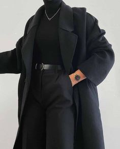 Look Fashion, Girl Fashion, Fashion Outfits, Womens Fashion, Classy Outfits, Cool Outfits, Casual Outfits, Looks Street Style, All Black Outfit
