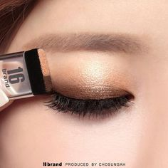 """Universe of goods - Buy """"Double Color Women's Fashion Lazy Shadow Eyeshadow Makeup Palette Pigment Waterproof Shimmer Eye Makeup Cosmetics"""" for only USD. Shimmer Eye Makeup, Bronze Makeup, Eye Makeup Tips, Glitter Eyeshadow, Eyeshadow Looks, Eyeshadow Palette, Beauty Makeup, Makeup Ideas, Glitter Eyebrows"""
