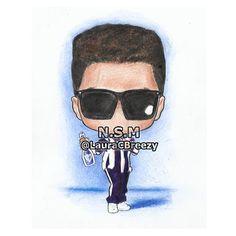 """Bruno Mars """"That's what I like"""""""