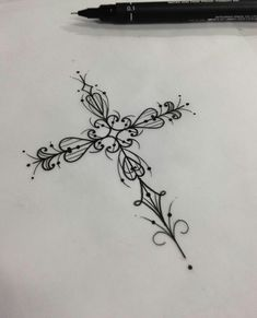 This would look lovely on a forearm ❤