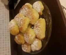 Ricetta BRIOCHES PARIGINE pubblicata da Larella - Questa ricetta è nella categoria Prodotti da forno dolci