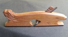 Hooded Woman Japanese Style Rebate Plane. - by RusticJohn @ LumberJocks.com ~ woodworking community