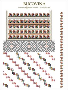 Embroidery Assorted Patterns Kits with Bamboo Hoop Folk Embroidery, Embroidery Patterns, Cross Stitch Patterns, Machine Embroidery, Antique Quilts, Beading Patterns, Pattern Fashion, Diy Clothes, Sewing
