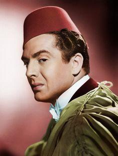 Victor Mature - shanghai gesture (1941) Hollywood Actor, Classic Hollywood, Shanghai, Million Dollar Mermaid, Diva E, Horse Movies, Cinema, California, Movie Stars