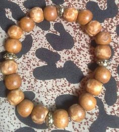 Brown nzuri bracelet