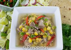 Pozole :: Search by flavors, find similar varieties and discover new uses for ingredients @ preppings.com