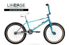 2018 Haro Lineage Master