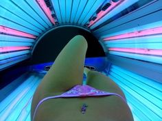 Congratulate, girls in tanning beds commit