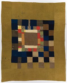 Utility and Thrift | World Quilts: The American Story