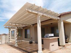 PERGOLA / RAMADA - Desert Soul Landesign Pools & Landscape