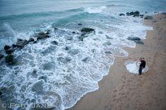 © FOTO JANÉ - post-boda en la playa Beach, Water, Wedding, Outdoor, Silver Anniversary, Beach Weddings, Gripe Water, Valentines Day Weddings, Outdoors