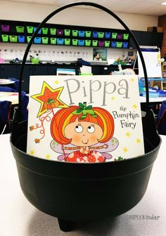 Pippa the Pumpkin Fa