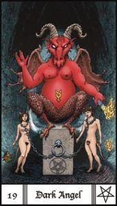 See more on www.thequeenssword.com 19 Dark Angel Interview Richard Hartnett's Evolutionary Journey Tarot