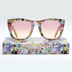 Super X Hello Kitty Sunglasses