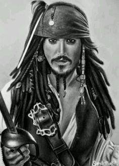 My pirate.