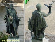 Châtellerault, monument à la révolution et aux morts de 1914-1918, Vienne