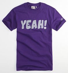 WESC Yeah! Tee: making a statement