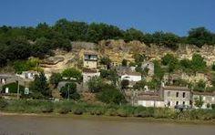 La route de la corniche entra Blaye et Bordeaux : apaisante et authentique