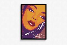 sade poster - Google Search