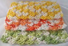 Ravelry: Go-to Spa or Kitchen Set pattern by Nancy L Drew. Free crochet download. ༺✿ƬⱤღ✿༻