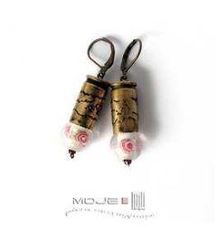 Kolczyki metaloplastyka ręcznie robione | Sklep internetowy Handmade Mała Fabryczka Malaga, Bottle Opener, Personalized Items, Bottle Openers