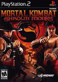 Mortal Kombat Shaolin Monks. I hope this game is remastered for PS4! One of the greatest games I've ever played! My siblings and I spent an entire summer playing nothing but this! I want to play it again!