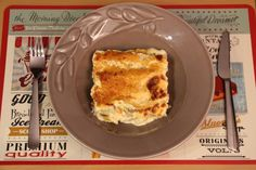 Cannellonis à la crème Recette sur http://lapopotedelsa.fr
