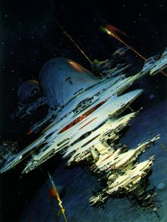 by John Berkey.